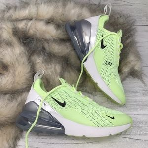 Nike Women's Air Max 270 in Barely Volt Size 7.5